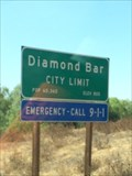 Image for Diamond Bar, California ~ Elevation 800 ft.