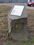 Image for Way marker St. Genovefa, Mendig, RP, Germany