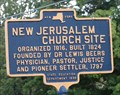 Image for New Jerusalem - Danby, NY