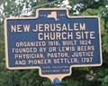 Image for New Jerusalem - Danby, NY