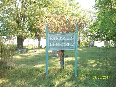 Partello Cemetery Lee Township Calhoun County Mi
