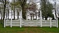 Image for Bay View Cemetery Entrance - Harvey, New Brunswick