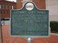 Image for Guthrie City Hall - Guthrie, Oklahoma