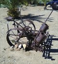 Image for Antique Horse-Drawn Seeder - Black Canyon City AZ