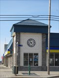 Image for Video Headquarters Clock - Rocky Mountain House, Alberta