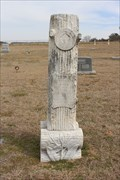 Image for Earle Henderson - Liberty Cemetery - Erath County, TX