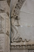 Image for Dragon Chimera -- Sioux City City Hall, Sioux City IA