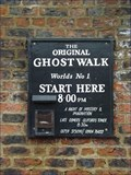 Image for FIRST - Ghost Walk - King's Staith, York, UK