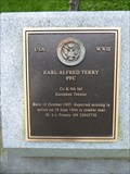 Image for PFC Earl Alfred Terry -  - Bainbridge, NY