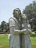 Image for Forest Lawn Kissing Statue - Beaumont, TX