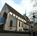 Image for Barfüsserkirche (Historisches Museum) - Basel, Switzerland