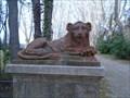 Image for Les lions du parc de la Bastide du Jas de Bouffan - Aix en Provence, Paca, France