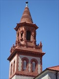Image for Grace United Methodist Church Bell Tower - St. Augustine, FL