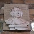 Image for Rev. William Hanbury - St Peter - Church Langton, Leicestershire