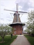 Image for DeZwaan Windmill - Holland, Michigan