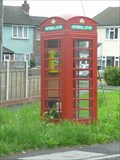 Image for Red Telephone Box, Clows Top, Worcestershire, England