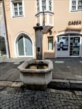 Image for City fountain - Sterzing, Tirol, Italy