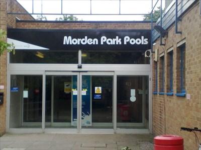 Morden Park Pool Morden London Uk Public Swimming Pools On
