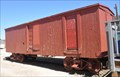 Image for Wooden Boxcar