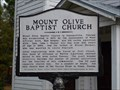Image for Mount Olive Baptist Church