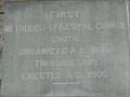 Image for 1903 - First United Methodist Church, Atlanta, GA