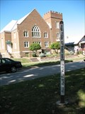 Image for First Church of the Brethren Peace Pole - Springfield, IL