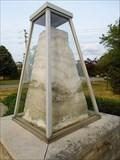 Image for Salt Pillar Monument - Goderich, Ontario