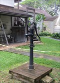 Image for Mission Houses Water Pump - Honolulu, Oahu, HI
