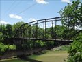 Image for Old River Road Bridge - Valley Mills, TX