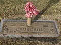 Image for 101 - Faye Elizabeth Churchill - Sunset Memorial Gardens - Stillwater, OK