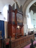 Image for Church Organ, St Andrew - South Lopham, Norfolk