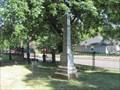 Image for Brown Obelisk - Van Buren, AR