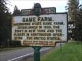 Image for Game Farm - Sherburne, NY