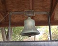 Image for LVRR Monument bell - Sayre, PA