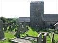 Image for St Cennydd - Churchyard - Llangennith - Wales. Great Britain.