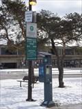 Image for Solar Powered Parking Meter - Etobicoke, ontario, Canada