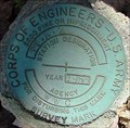 Image for Corps of Engineers Survey Mark #TT A 2 - Summersville Lake
