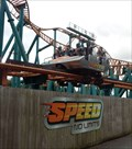 Image for Speed: No Limits - Oakwood Theme Park, Pembrokeshire, Wales.