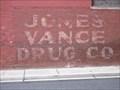 """Image for """"Jones Vance Drug Co"""" : Johnson City, Tennessee"""