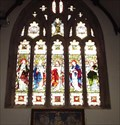 Image for The Windows of Buckland Monachorum Church, Devon UK