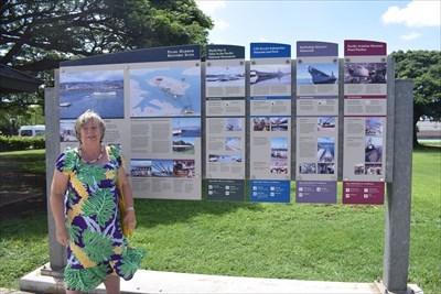 veritas vita visited USS Seawolf - Lost at Sea Memorial - Pearl Harbor