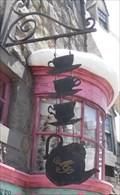 Image for Madam Puddy's Tea & Cakes Shop Sign  -  San Diego, CA