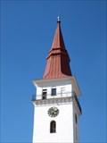 Image for Zvonice kostela sv. Stanislava - Jemnice, okres Trebíc, CZ