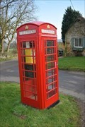 Image for Red Telephone Box- Bringhurst, Leicestershire, LE16 8RJ