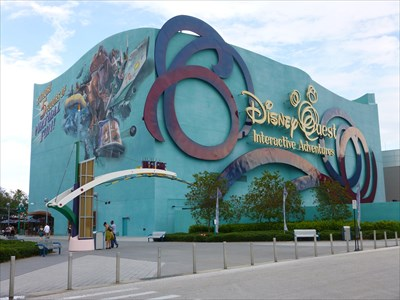 vista virtual 3d disney: