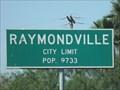 Image for Raymondville TX - Pop. 9,733