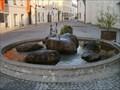 Image for Fountain on Hauptplatz in Horn, Austria