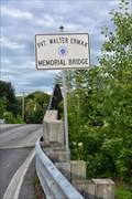 Image for Pvt Walter Ermak Bridge Memorial Bridge - Grafton MA