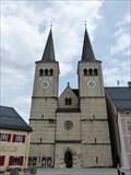 Image for Katholische Pfarrkirche St. Peter und Johannes der Täufer - Berchtesgaden, Bavaria, Germany