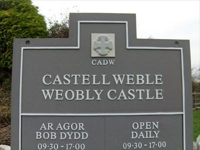 Woebly Castle